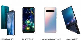 smartfony 5G