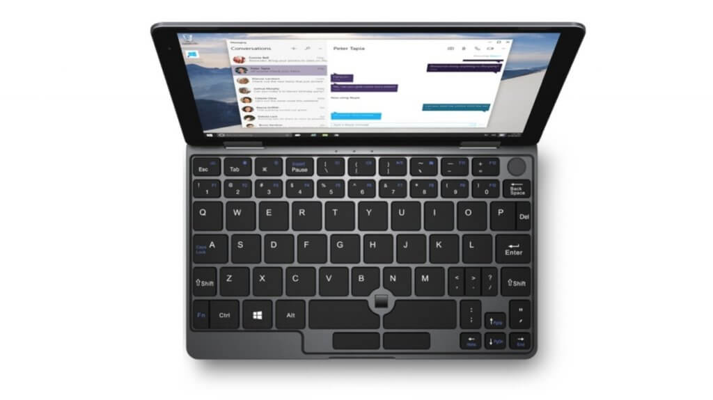 chuwi, minibook, netbook