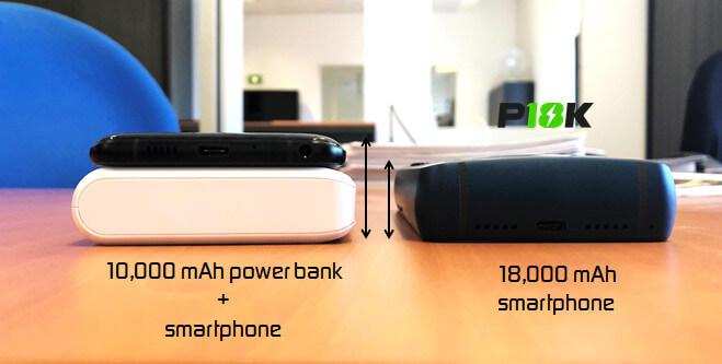 Energizer Max Power vs powerbank