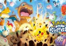 Nintendo Pokémon Rumble Rush