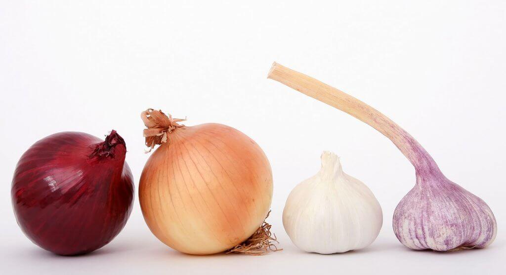 cebula, czosnek, onion, garlic, realme, china, smartfon, design