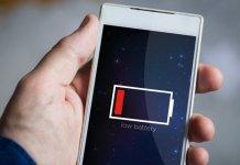 smartfon czas pracy baterii