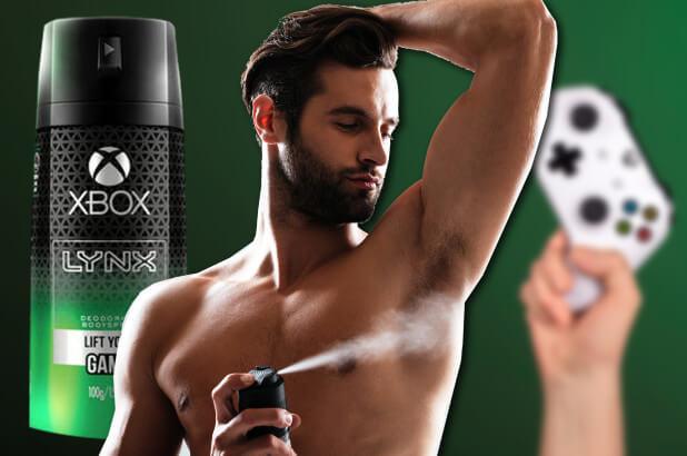 xbox, microsoft, windows, lynx, kosmetyki,