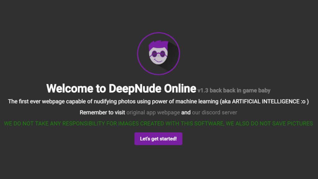 DeepNude Online
