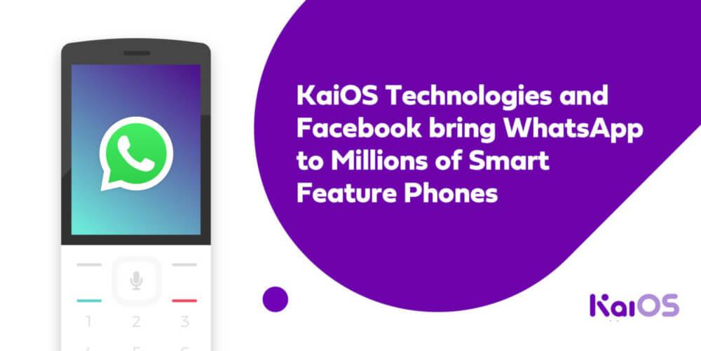 KaiOS WhatsApp