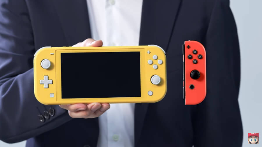 Nintendo Switch Lite Joy-Con