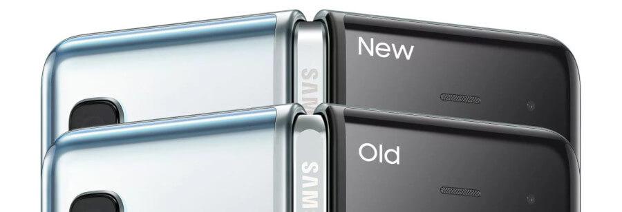 Samsung Galaxy Fold porównanie
