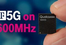 T-Mobile Qualcomm 600 MHz