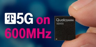 T-Mobile Qualcomm 600 MHz