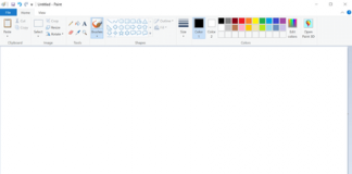 paint, wordpad, notatnik, windows 10,