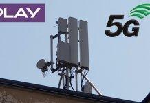 Play 5G stacja