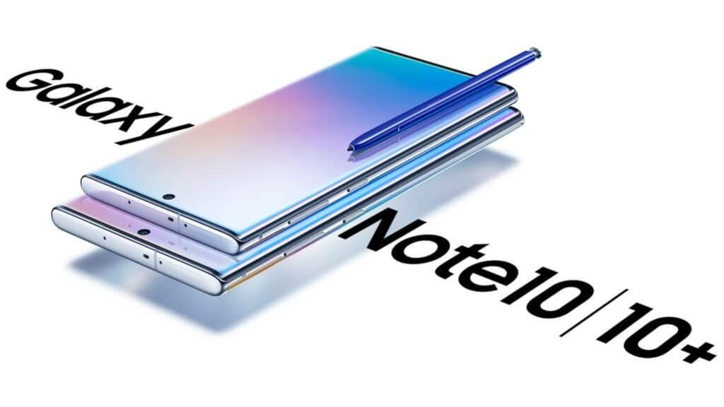 Samsung Galaxy Note 10 Note10+