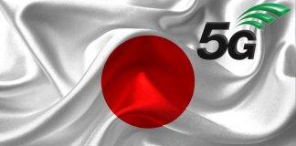 Japonia 5G