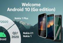 Nokia Android 10 Go
