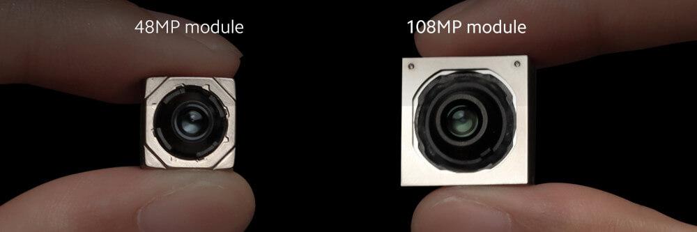 Xiaomi Mi MIX Alpha aparat