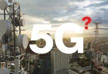 gdzie jest 5G
