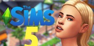 Sims 5, The Sims, EA