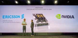 Ericsson Nvidia 5G