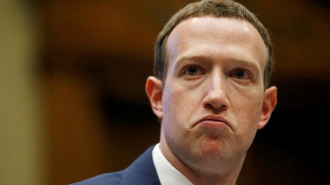 mark zuckergerg, facebook, ceo, wyciek, the verge,