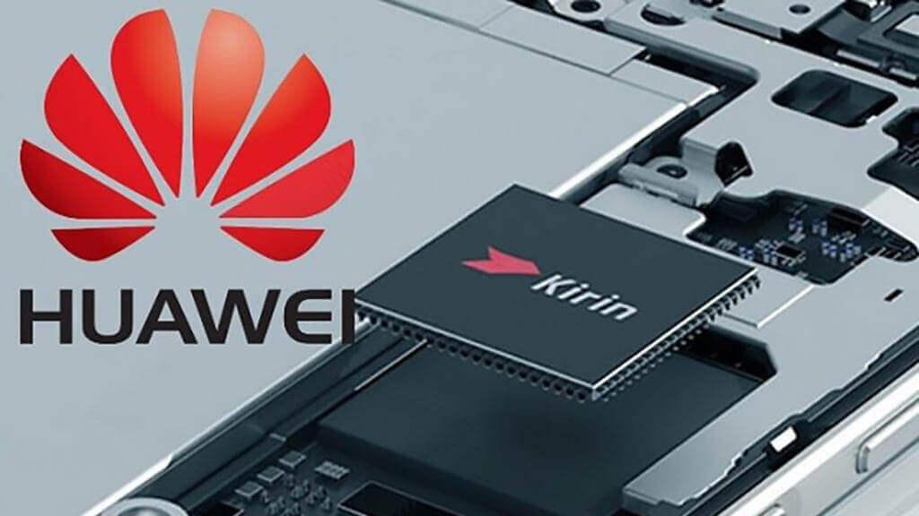 Huawei Kirin ARM
