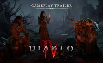 Diablo 4, gamplay, blizzard, blizzcon,
