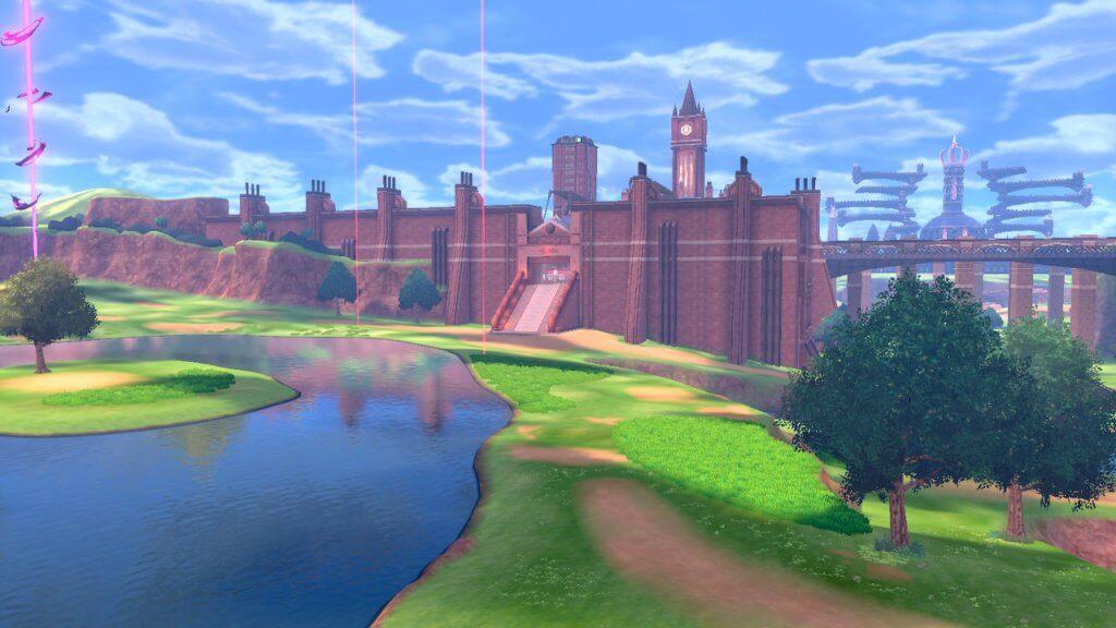 Pokemon, Sword, Shield, Nintendo, Switch, Dynamax, Galar, Wild Area,