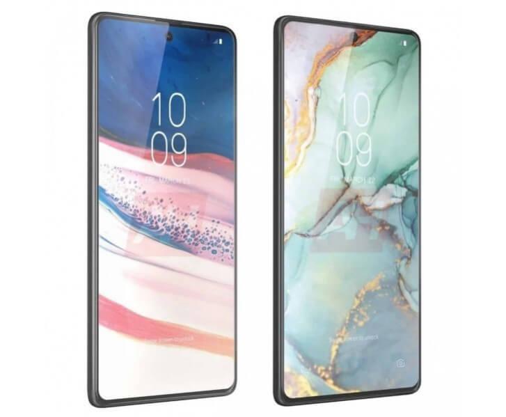 Galaxy Note 10 Lite i Galaxy S10 Lite