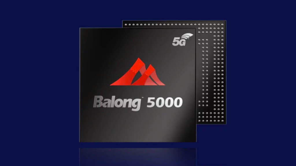 Huawei Balong 5G