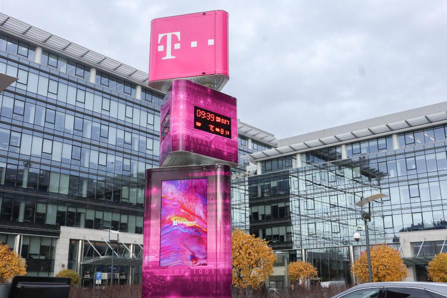 T-Mobile stacja bazowa
