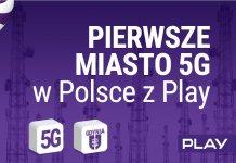 Play 5G Gdynia Trójmiasto