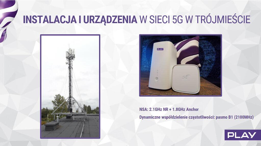 Play stacja 5G Gdynia