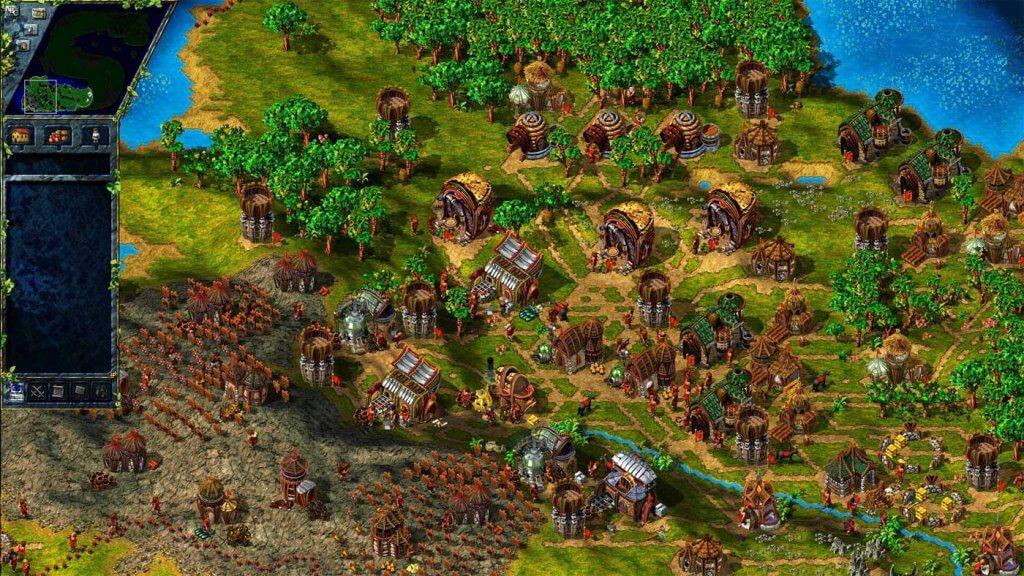 settlers 3, history edition, historia, uplay,