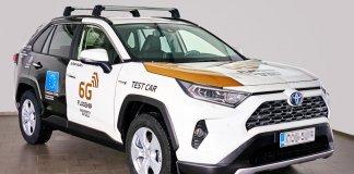Toyota 6G Flagship
