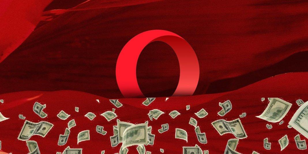 opera. pożyczki, oszustwo,
