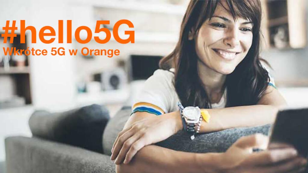 Orange 5G