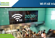 Wi-Fi 6E trials
