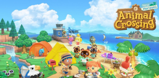 animals crossing, new horizon, nintendo, switch,