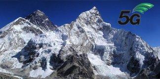 Mount Everest 5G