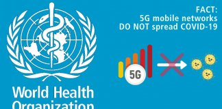 WHO 5G