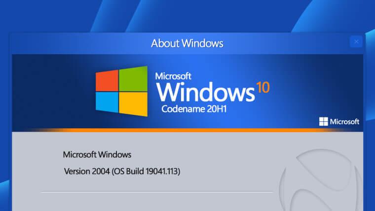 Windows 10 2004, upgrade, microsoft, edge chrominium,
