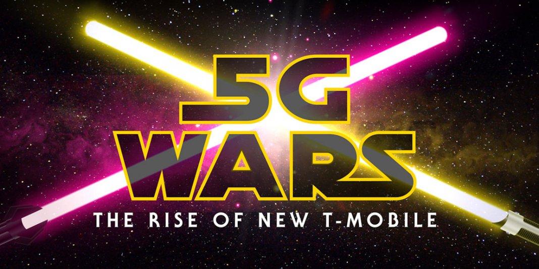5G T-Mobile Star Wars