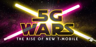 5G T-Mobile Star Wars