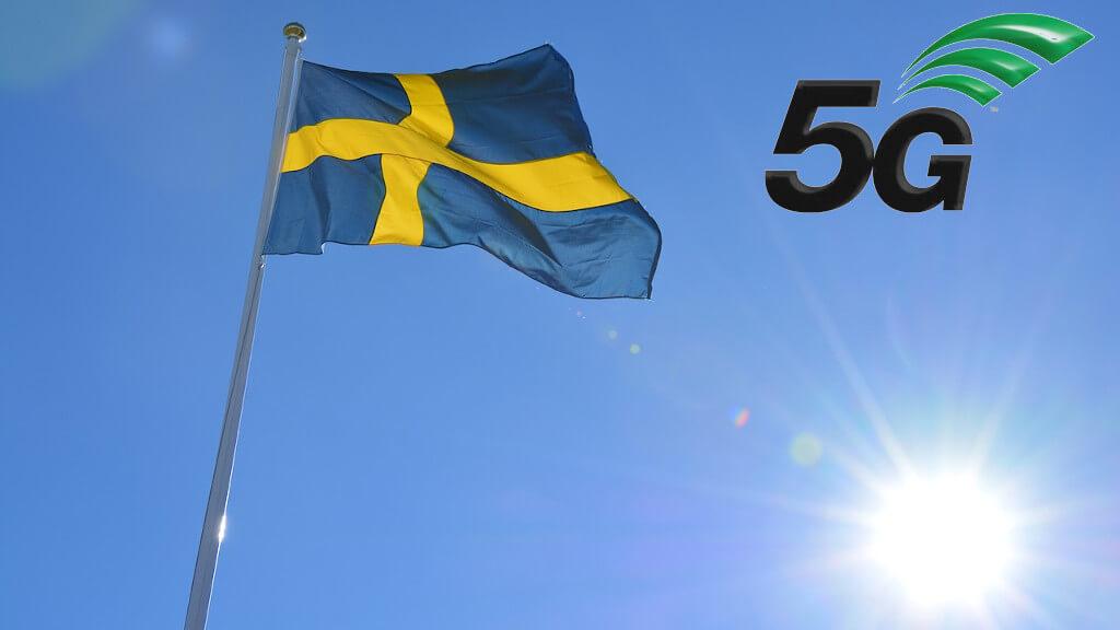 Szwecja 5G