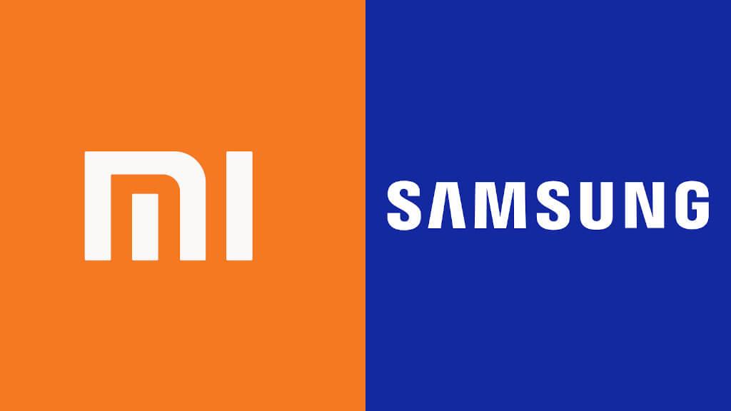 Xiaomi vs Samsung