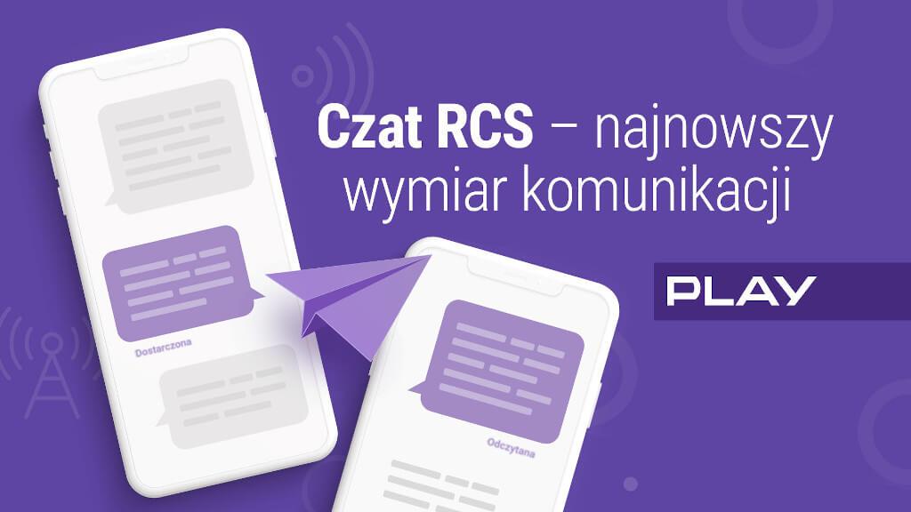 Czat RCS Play