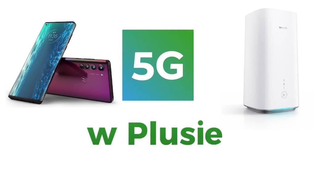 Plus 5G urządzenia