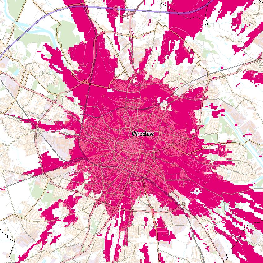 T-Mobile 5G Wrocław