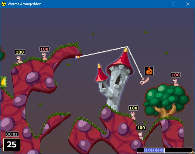 Worms Armageddon, Team 17