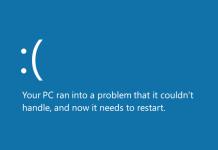 Błędy Windowsa - BSoD