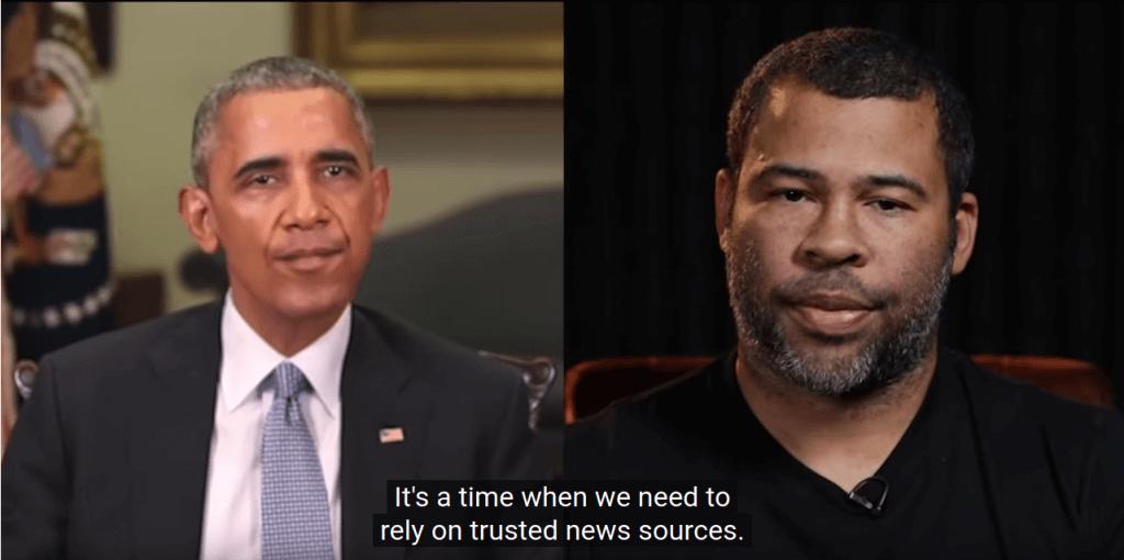 Deepfake z Barackiem Obamą